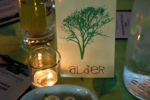 Alder Table