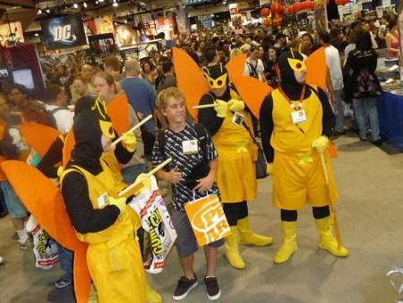 Comic-Con 2009 Day 03 - 06