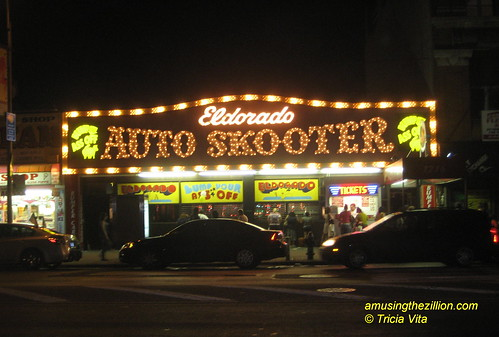 Eldorado Marquee at Night. September 5, 2009. Photo © Tricia Vita/me-myself-i via flickr