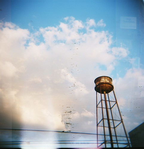 Greenpoint Water Tower (Holga)