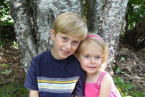 Sebastian & Sophia 2007