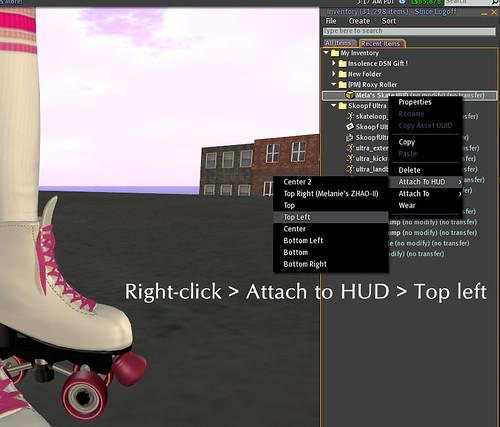 Makeshift Skate HUD 03