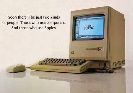 Macs through the years