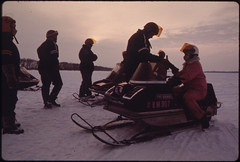 Snowmobiling Is a Popular Winter Pastime for Y...
