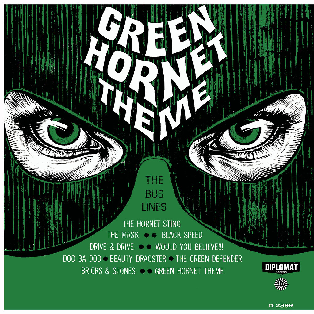The Bus Lines - Green Hornet Theme