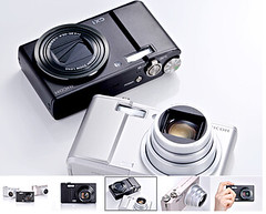 Ricoh CX1 Design