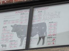 abattoir chophouse - the window shade