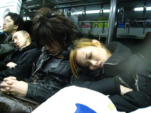 Japan sleep