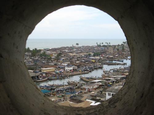 Elmina Gun View