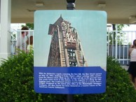 Cedar Point - Blue Streak Historical Info Sign