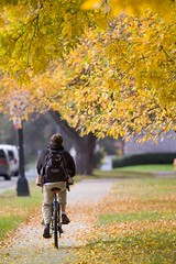 Student Biking