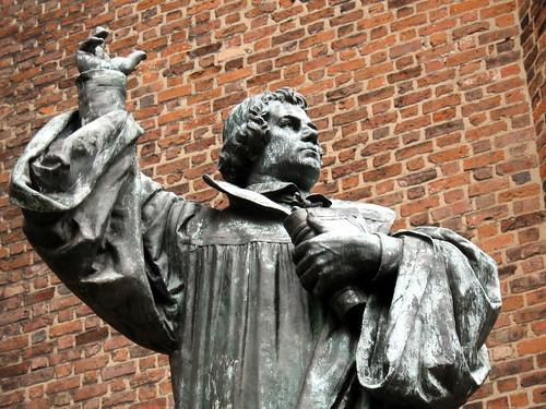 Hannover, Martin Lutero