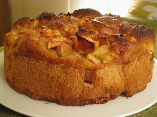 Honey Apple Challah 2