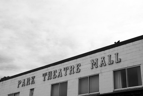 Estes Park's Historic Park Theatre Mall