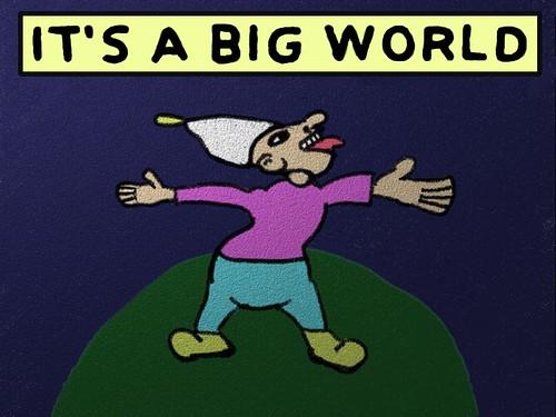 It's A Big World, final version