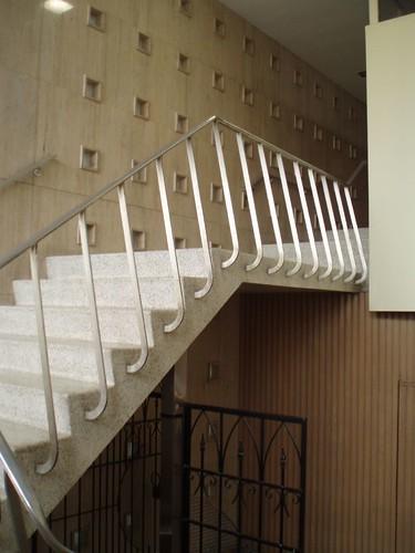 Balcony stair