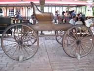 Cedar Point - Train Station Carriage
