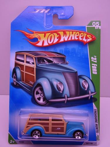 HWS '37 Woody Treasure Hunt