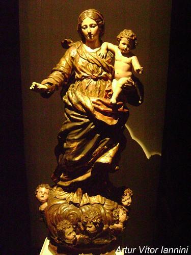 Estátua em Santo Alexandre