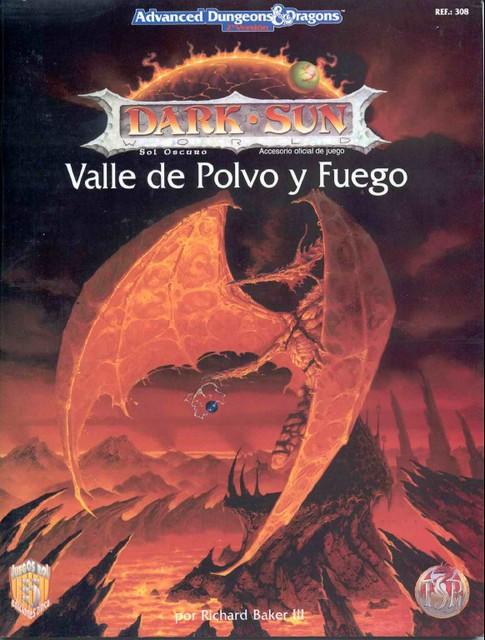 Valle de Polvo y Fuego