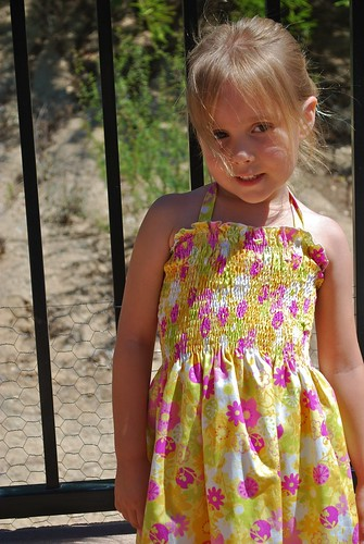 Haley's dress