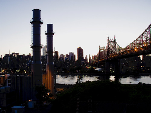 Queensboro at Night 03