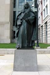 Washington DC - Judiciary Square: Sir William ...