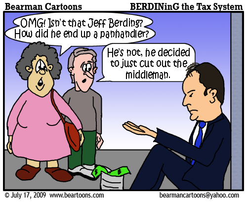 717 09 Bearman Cartoon Berding Homeless Panhandling