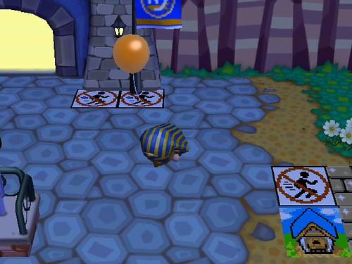 Bye bye, orange balloon!
