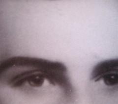 Gabriella Romano, Il mio nome è Lucy. L'Italia del XX secolo nei ricordi di una transessuale, Donzelli 2009: Tav. n. 1 fuori testo: ritratto fotograf. b/n di Lucy (part.), 3