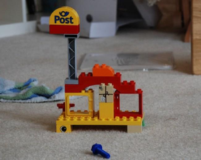 little building
