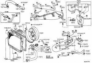 3vz intake manifold, hoses, and upper injection diagrams  YotaTech Forums