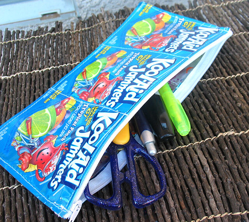 Pencil case, make up bag, etc....