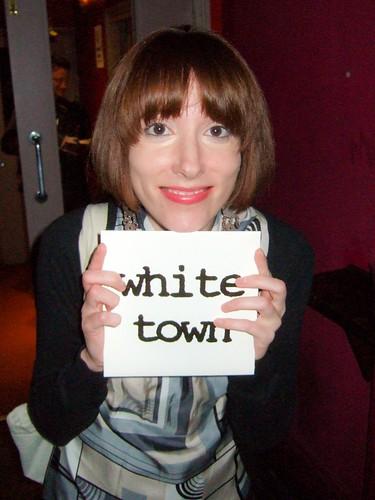 Jen + White Town single