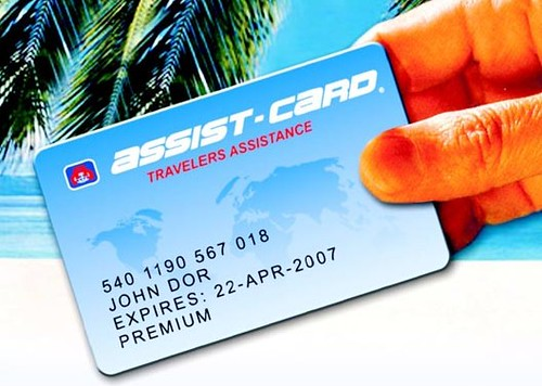 Assist Card: Asistencia al Viajero