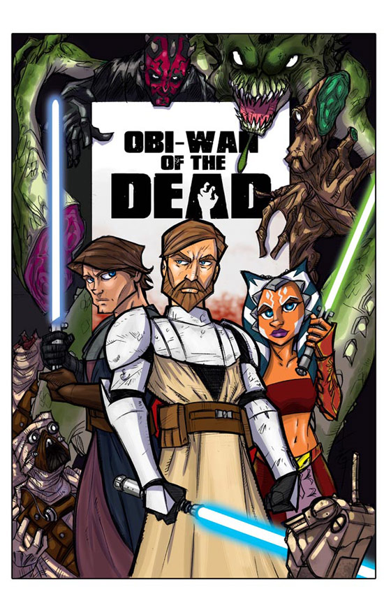 Obi-Wan of the Dead