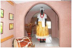 Um dos terreiros tradicionais de Olinda é o de Xambá, onde também funciona o Museu Severina Paraíso da Silva – Mãe Biu, primeiro de Pernambuco dedicado à história e às tradições de uma casa de culto afro-brasileiro – Foto: Passarinho/Pref.Olinda