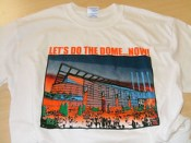 "The ""Do the Dome"" shirt"
