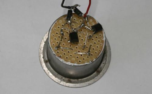 Test decklight replacement