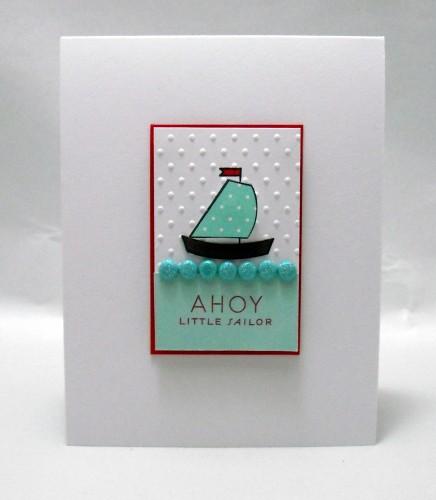 Ahoy Sailor by cadnileb