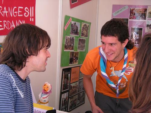 La Mostra 2009: en Víctor Ferraz també va venir a la Mostra aquest any