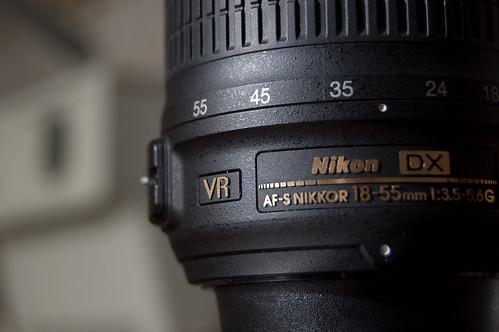 Nikkor AF-S 18-55 VR