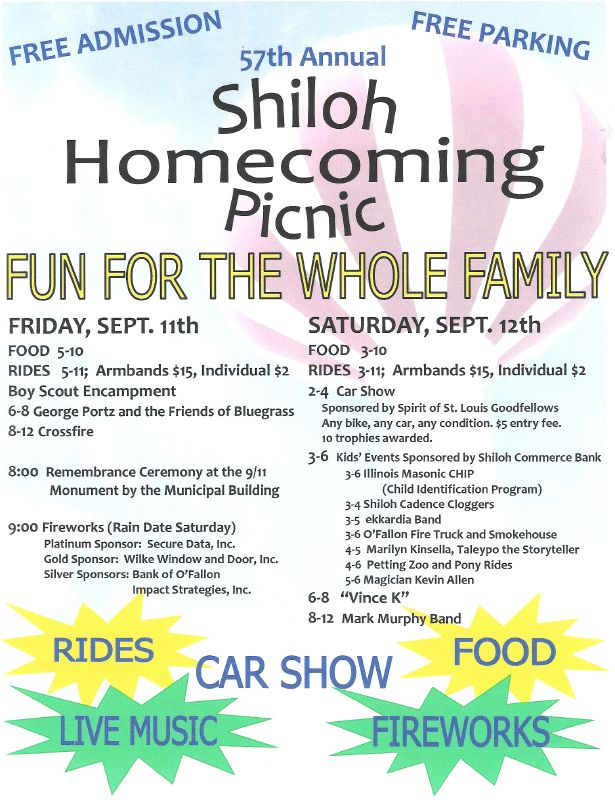 Shiloh Homecoming 2009
