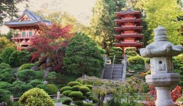 Japanese gardens, GGP