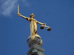 Scales of Justice, London