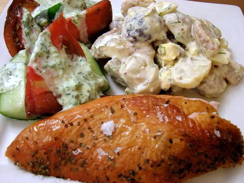 Dinner:  July 5, 2009