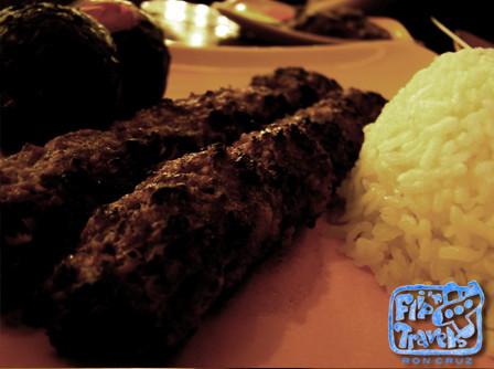 mister kabab chelo kebab