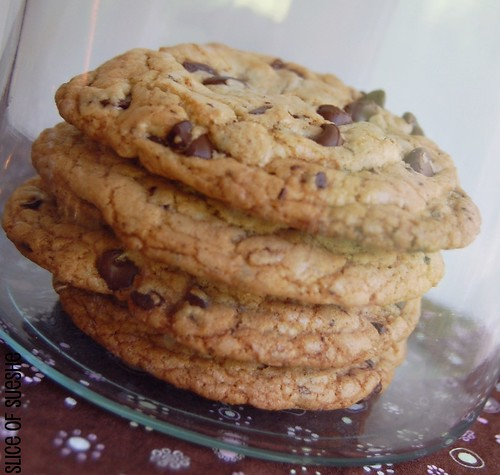 """perfect"" chocolate chip cookies"