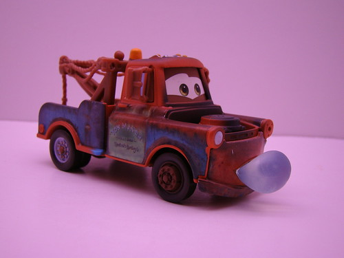CARS Blowing Bubbles Mater (1)