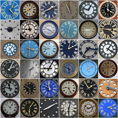 clocks by Leo Reynolds, on Flickr